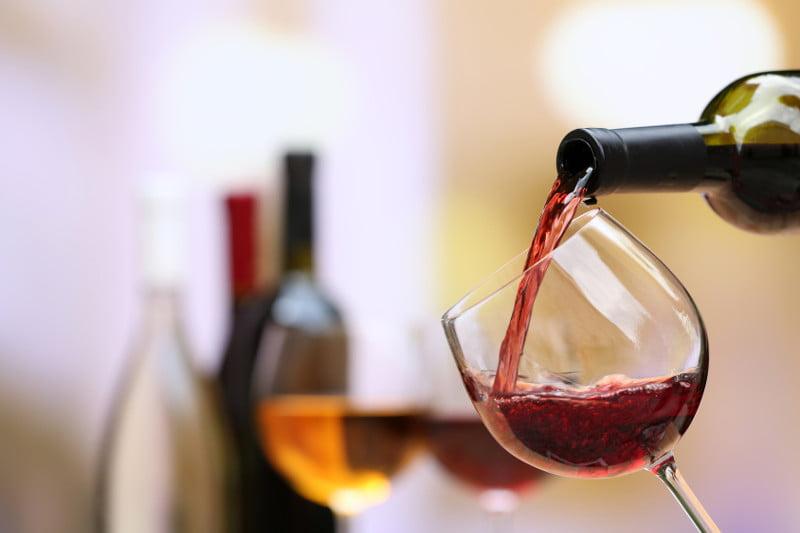 Czy wiesz, że alkohol ma więcej kalorii niż cukier?