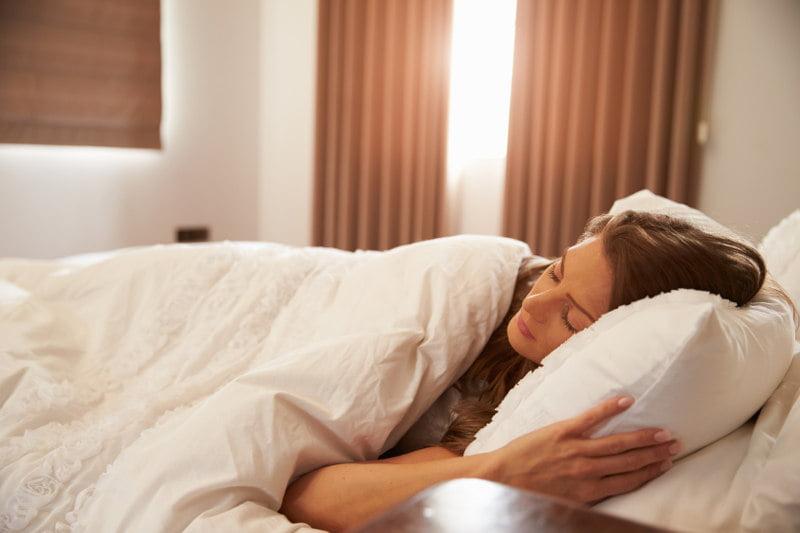 Czy wiesz, że... gdy uprawiasz sport chudniesz nie tylko gdy ćwiczysz, ale też gdy śpisz?