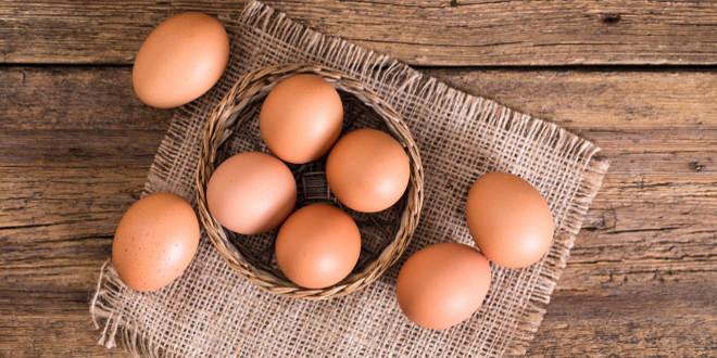 Jajka - właściwości