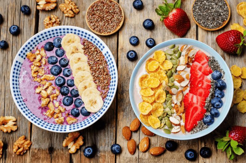 Jakie płatki jeść na śniadanie?