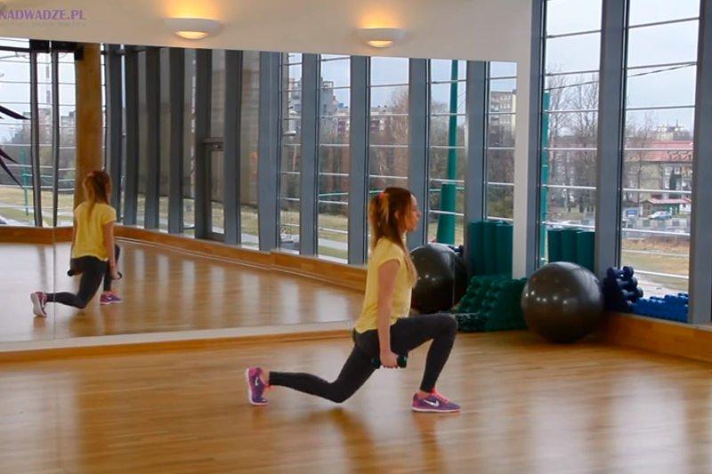 Cwiczenia na uda