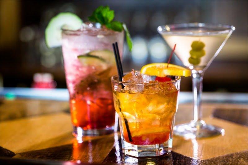 Drinki i ich kaloryczność