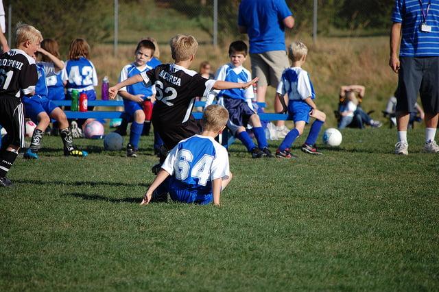 Sprzęt piłkarski dla juniora – jak go wybrać?