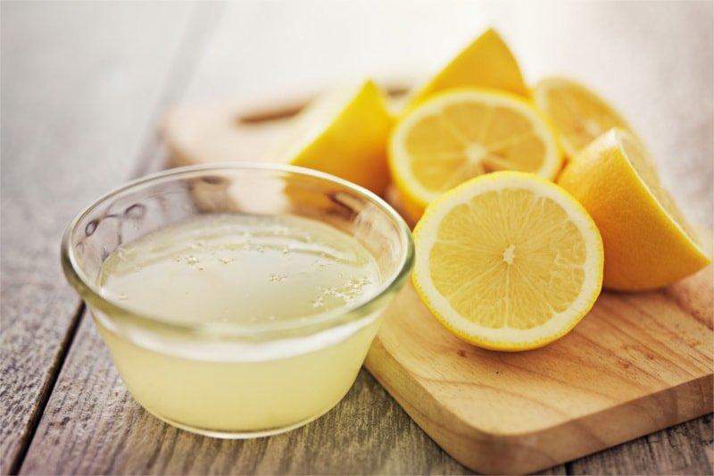 Skutki uboczne picia wody z cytryną