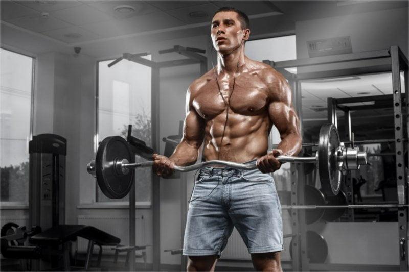 Proces budowy masy mięśniowej