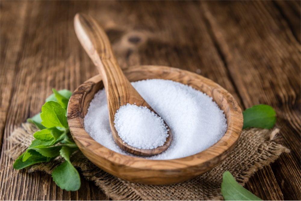 Stewia - najzdrowszy zamiennik białego cukru