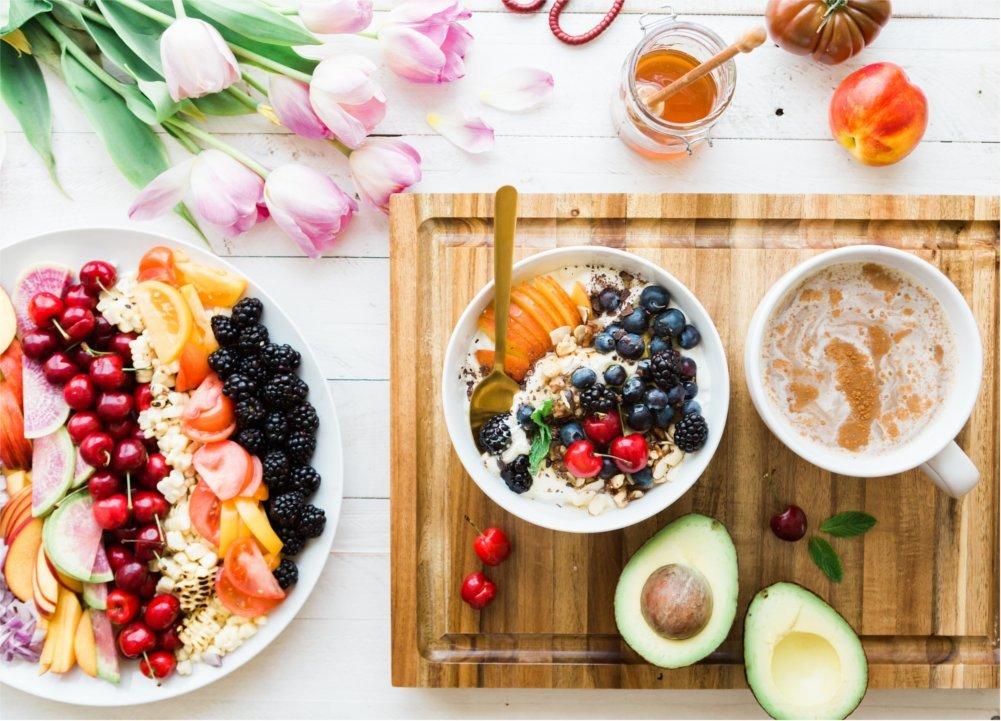 Śniadania naładują Cię energią.
