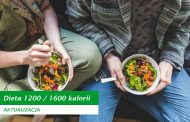 Nowa aktualizacja diety 1200/1600 kalorii!