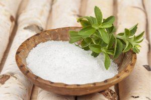 Ksylitol jest jednym z najlepszych zamienników cukru dla diabetyków.