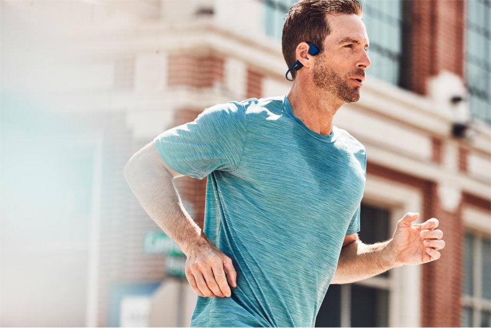 Aftershokz - najbezpieczniejsze słuchawki świata