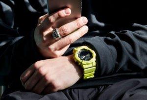 Idealny zegarek sportowy